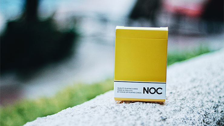 NOC Original Series YELLOW