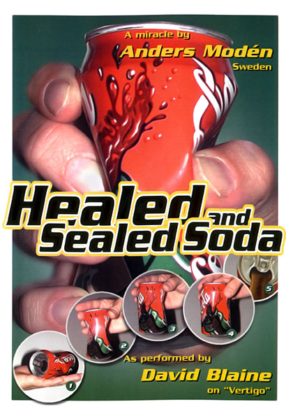 HEALED & SEALED SODA