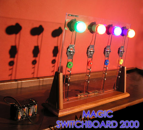 MAGIC SWITCHBOARD 2000
