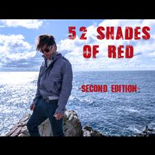 52 SHADES OF RED SECOND EDITION  by Shin Lim - VIDEO + gimmicks