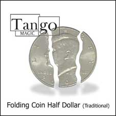 FOLDING COIN - COIN IN BOTTLE